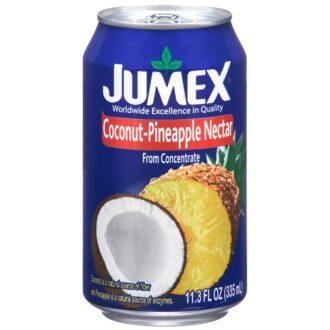 Jumex Coconut Pineapple Nectar Juice 12oz 12pk