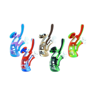 Knight Silicone Water Pipe