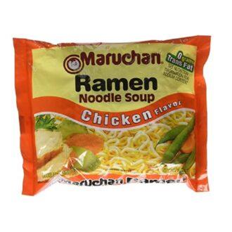 Maruchan Ramen Chicken Picante 24ct