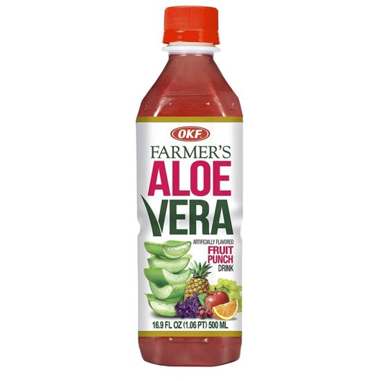 Okf Farmers Aloe Vera Fruit Punch 16Fl Oz