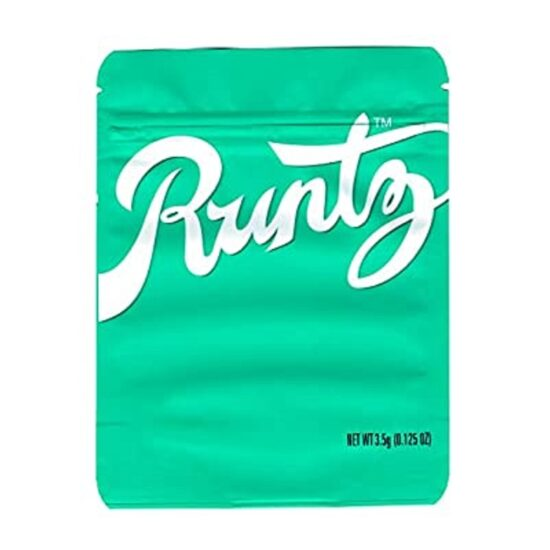 Runtz Bag 002 8X12Cm 3.5Grams 1/8Oz 50ct