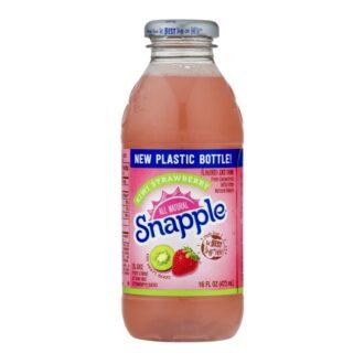 Snapple Kiwi Strawberry Juice Drink 16fl Oz 12pk