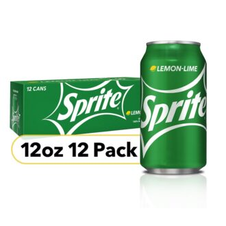 Sprite Soda Pop Lemon Lime