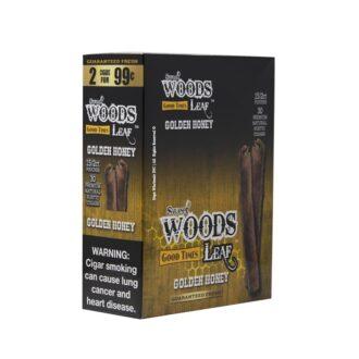 Sweet Woods 2F99 Golden Honey 15/2ct