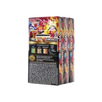 Trojan Nirvana Collection 6*3