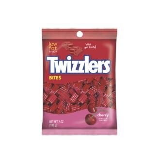 Twizzlers Cherry Classic Bites 7oz