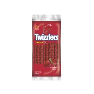 Twizzlers Strawberry Twists 7oz 12ct