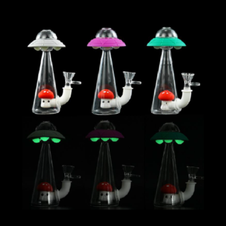UFO Water Pipe
