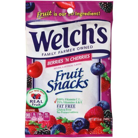 Welch's Berries'n Cherries 5oz