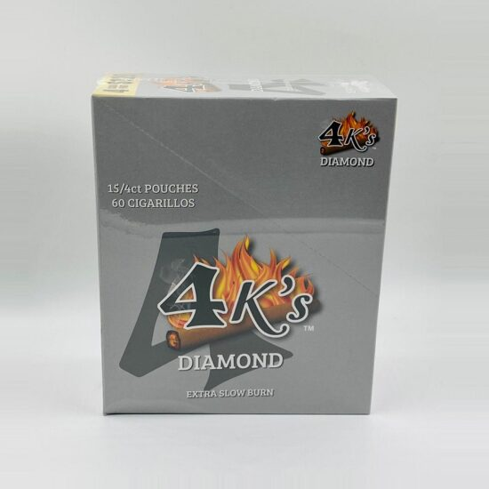 4Ks Foil 4F1.29 Diamond 15/4ct