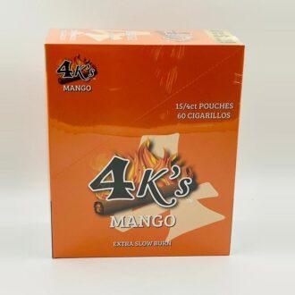 4Ks Foil 4F1.29 Mango 15/4ct