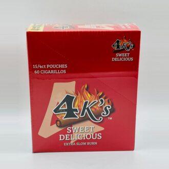4Ks Foil 4F1.29 Sweet Delicious 15/4ct