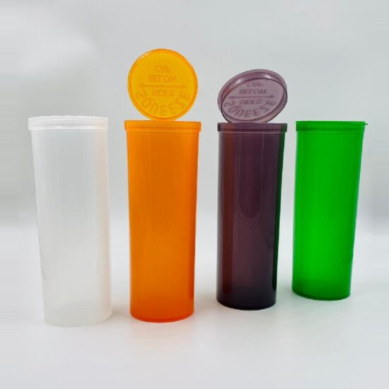 60DR Pop Vial Container Cap 240ml