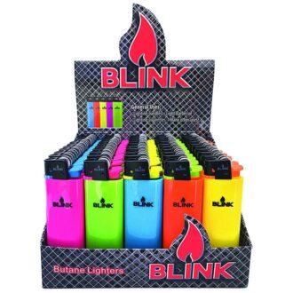 Blink Butane Lighters 50ct