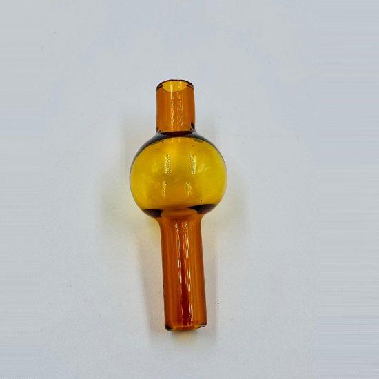 Glass Bubble Carb Cap