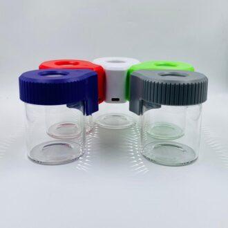 LED Mag Jar