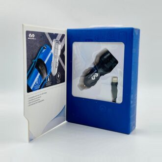 Miccell 2.4A 2USB Car Charger IOS