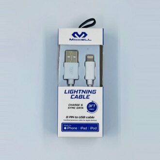 Miccell Lightning Cable 3ft