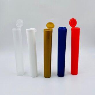 Plastic Tube Container