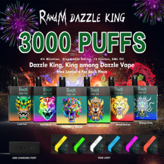 Randm Dazzle King 3000