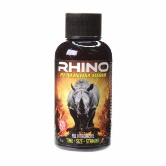 Rhino Platinum 8000 Male Sexual Enhancement