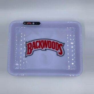 Rolling Tray W Led