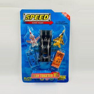 Speed Super Power
