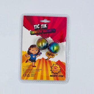 Tic Tik Rainbow Magnets