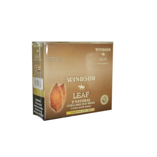 Windsor Leaf 25 2ct Natural 24cs