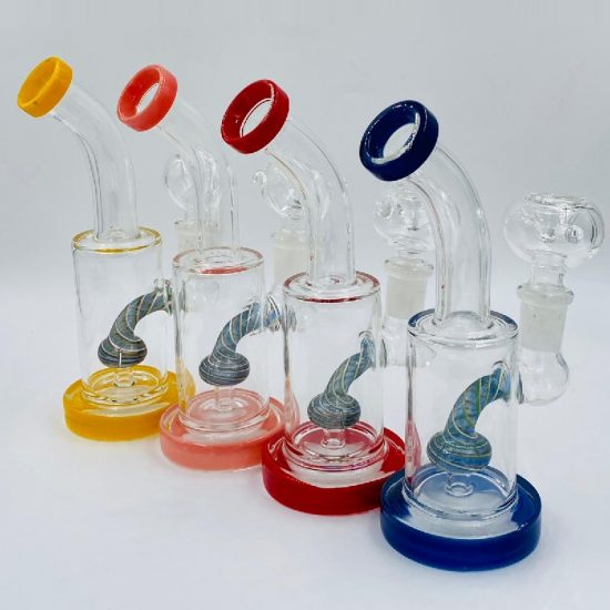 """6"""" Color-A Whirl Bong"""