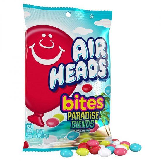 Airheads Bites Paradise Blends 6oz 12ct
