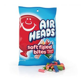 Airheads Bites Soft Filled 6oz