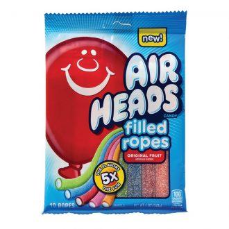 Airheads Filled Ropes Original Fruit 5oz