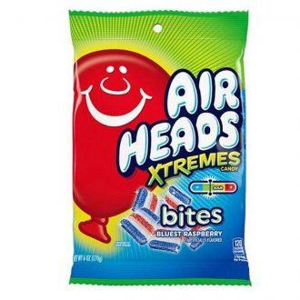 Airheads Xtreme Bluest Raspberry 6oz