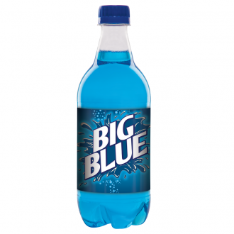 Big Blue Drink 20oz 24ct