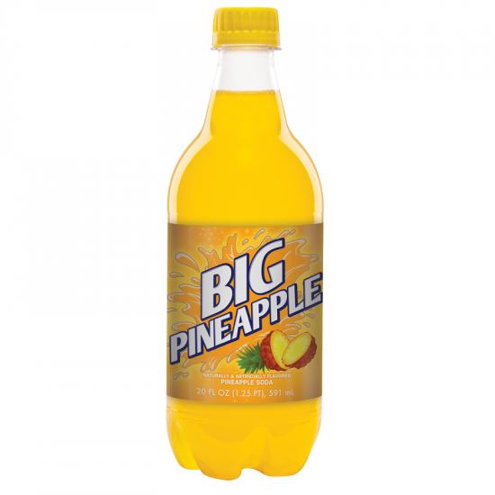 Big Pineapple Drink 20oz 24ct