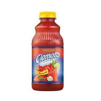 Clamato Picante Tomato Cocktail 32oz 12ct