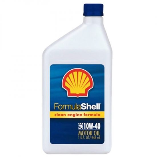 Formula Shell 10W-40