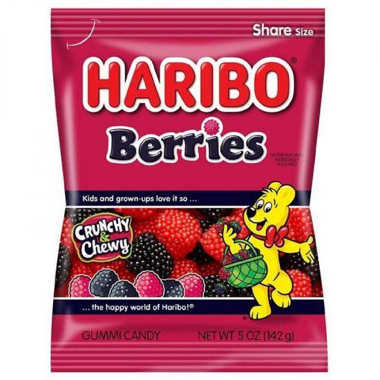 Haribo Berries HB 5oz