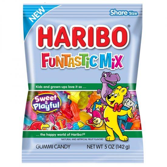 Haribo Funtastic Mix HB 5oz