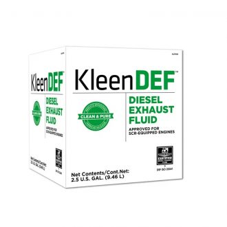 Kleen Def Diesel Exhaust Fluid 2.5 Gal