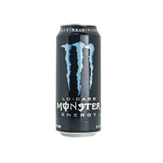 Monster Low Carb Safe Can 16fl oz