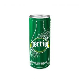 Perrier Lime Mineral Water Safe Can 8.45fl oz