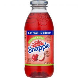 Snapple Apple Drink 16fl oz 12pk