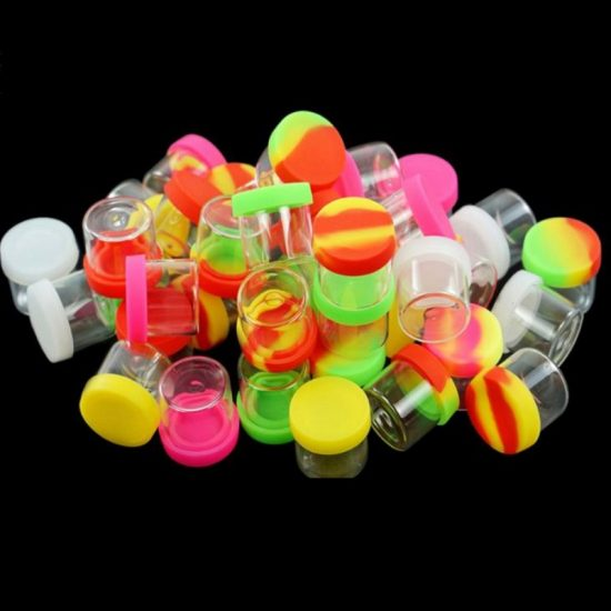 6ml Glass Container