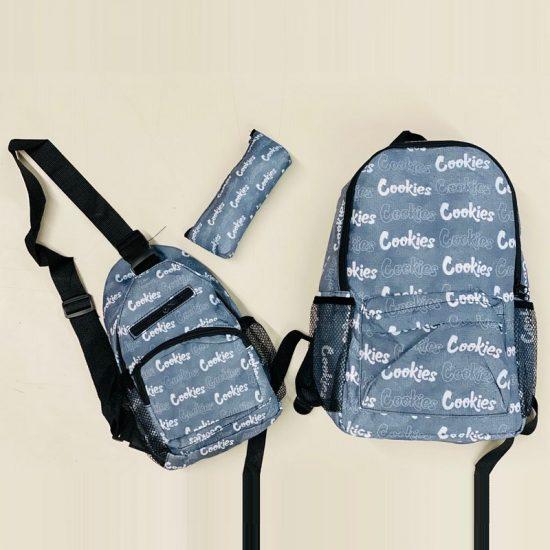 Fashion Cigar Style Backpack Set 3 Piece