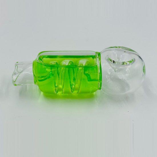 Glycerin Glass Hand Pipe