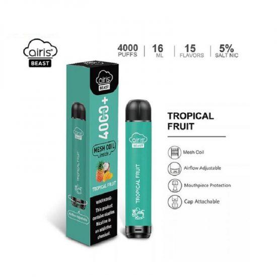 Airis Beast Grape Ice Disposable Vape Device