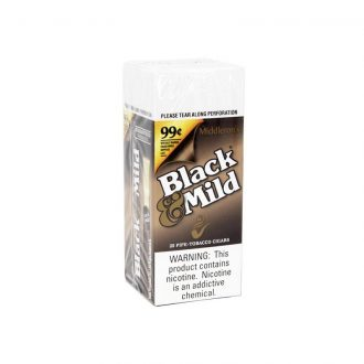 Black & Mild Original Plastic Tip 0.99 25ct