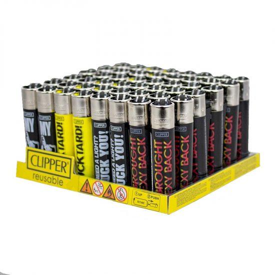Raw Lighter Funny Saying Reusable 48ct